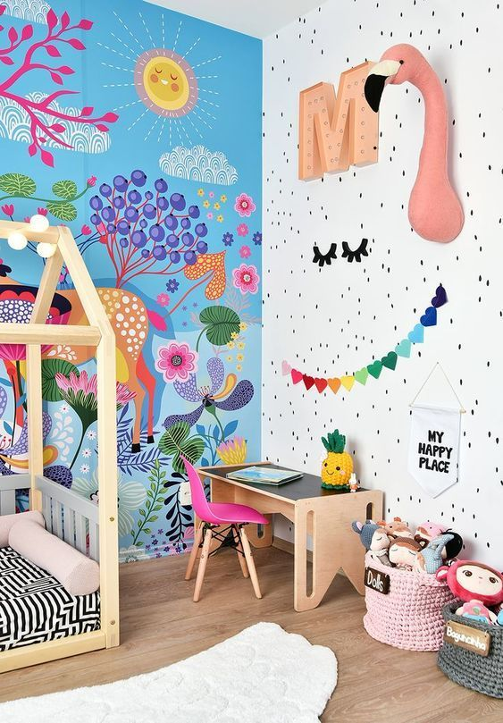 several considerations for kids rooms decoration smart