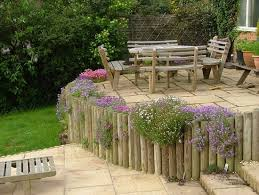 Retaining Wall Ideas Wooden Image Above Is One