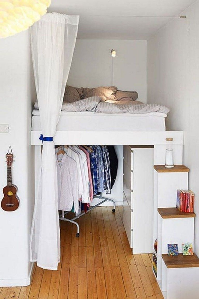 creative storage concepts for small bedrooms home design