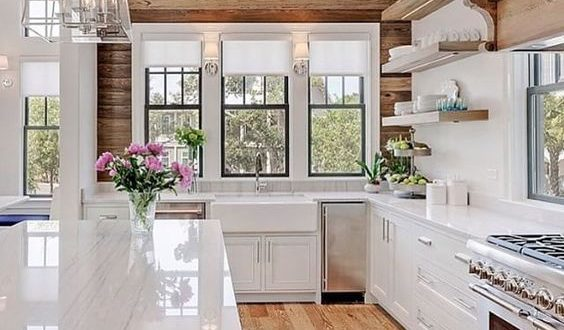 learn to design farmhouse kitchen style smart home