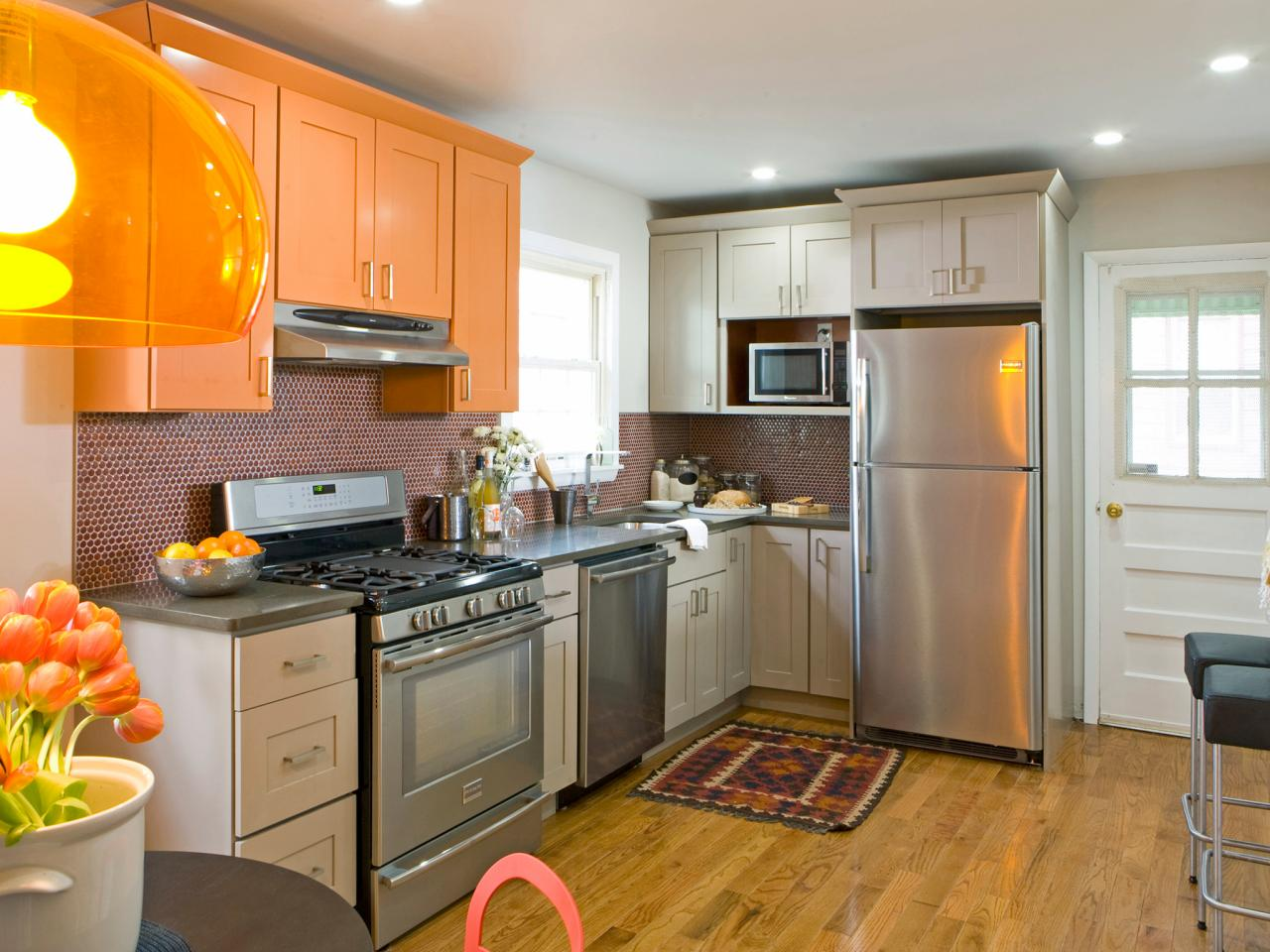 consider painting kitchen cabinet following trend then neutral colors