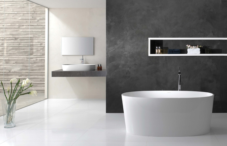 Guide to Decorate Small Modern Bathrooms | Smart Home Decorating Ideas