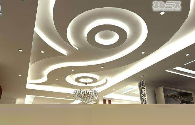 False Ceiling for Drawing Room | Smart Home Decorating Ideas