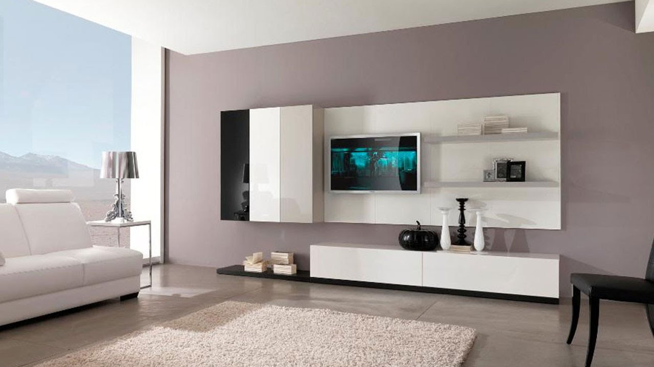 Tips to Choose Furniture Design for TV Unit  Smart Home Decorating