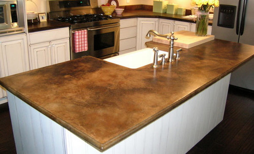 DIY countertop ideas