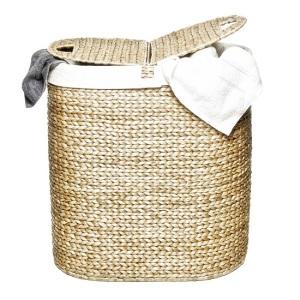 Oval Laundry Hamper