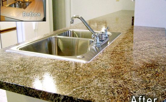 Paint Laminate Countertops