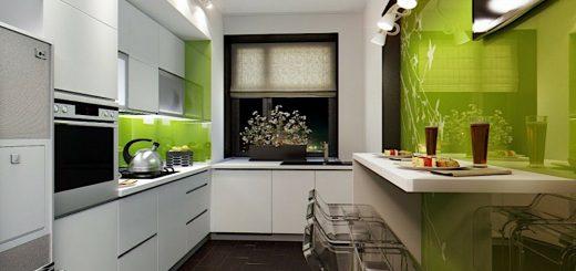 narrow kitchens